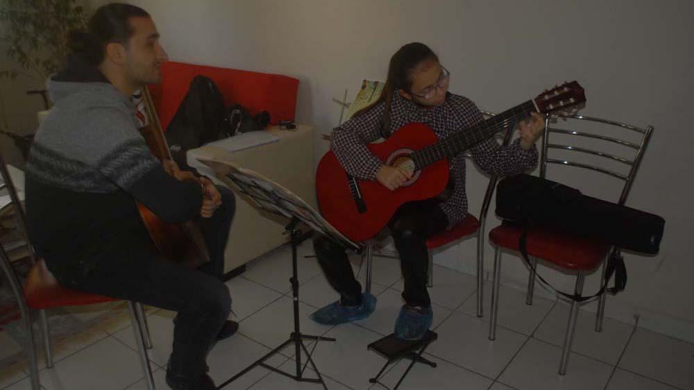 Fethiye gitar kursu