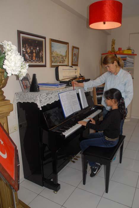 fethiye piyano dersi