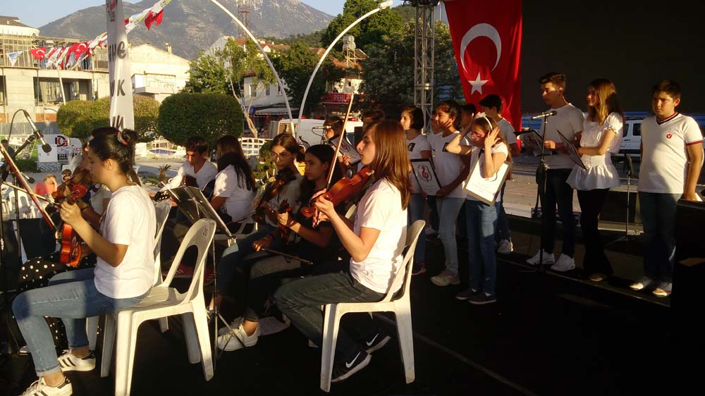 Fethiye Muzik Okulu Konseri
